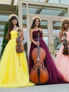 Струнное трио Violin Group DOLLS (2)