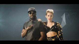 will.i.am feat. Miley Cyrus, French Montana & Wiz Khalifa - Feelin' Myself