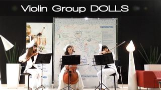 Струнное трио Violin Group DOLLS - Зеленые рукава