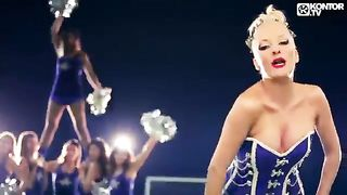 Carolina Marquez feat. Pitbull & Dale Saunders - Get On The Floor