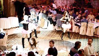 Скрипичное шоу Violin Group DOLLS - юбилей компании
