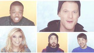 Pentatonix - Winter Wonderland / Don't Worry Be Happy