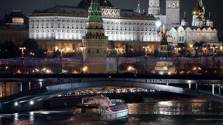 Моральный кодекс - Москва новогодняя
