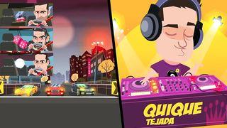 DJ Valdi, Marcos Rodríguez & Quique Tejada feat. Estela Martin - Run Baby Run