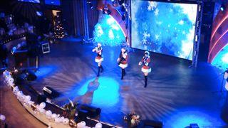 Новый год - снегурочки Violin Group DOLLS(скрипичное новогоднее шоу)