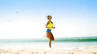 Жанна Фриске - А на море белый песок
