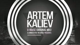 Artem Kaliev - G-House (аудио)
