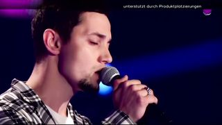 Stas Shurins - 7 years (cover Lukas Graham) © Pro7/Sat1