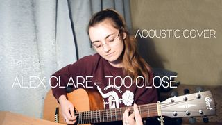 Alex Clare - Too close (ACOUSTIC COVER)