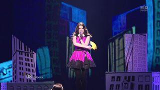 Евровидение 2011 - Эстония - Getter Jaani - Rockefeller Street