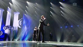 Евровидение 2011 - Греция - Loukas Giorkas feat Stereo Mike - Watch my Dance