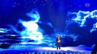 Евровидение 2011 - Франция - Amaury Vassili - Sognu