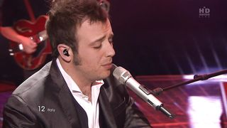 Евровидение 2011 - Италия - Raphael Gualazzi - Follia D'amore