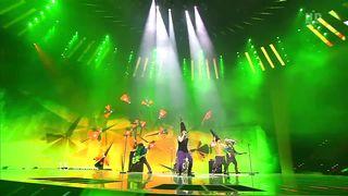 Евровидение 2011 - Молдова - Zdob si Zdub - So Lucky