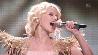 Евровидение 2011 - Украина - Mika Newton - Angels