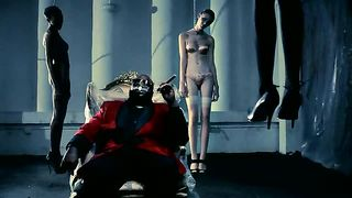 Kanye West feat. Jay-Z, Rick Ross, Nicki Minaj & Bon Iver - Monster
