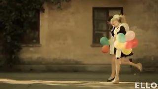 Анюта Славская - Отрываясь от земли