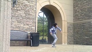 Танец Dubstep