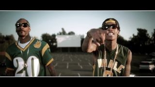 Snoop Dogg and Wiz Khalifa feat. Bruno Mars - Young Wild And Free