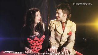Izabo - Time (Израиль - Евровидение 2012)