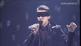 Donny Montell - Love is blind (Литва - Евровидение 2012)