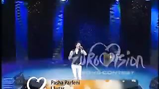 Pasha Parfeny - Lautar (Молдавия - Евровидение 2012)