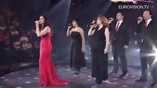 Filipa Sousa - Vida Minha (Португалия - Евровидение 2012)