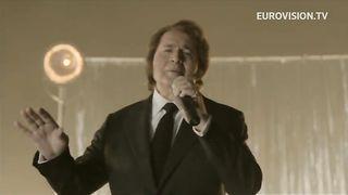 Engelbert Humperdinck - Love Will Set You Free (Великобритания - Евровидение 2012)