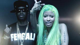 Nicki Minaj ft. 2 Chainz - Beez In The Trap