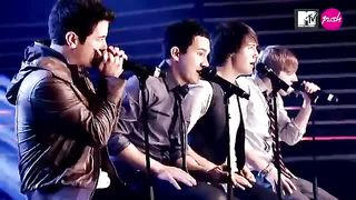 Big Time Rush Boyfriend (live MTV Push)