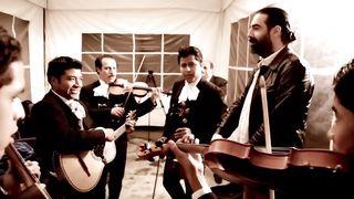Jerry Ropero & Stefan Gruenwald ft. Gitano - Cancion Del Mariachi