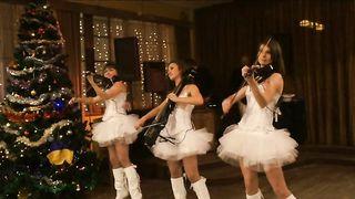 Скрипичное шоу Violin Group DOLLS, Новый год