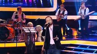 """Шоу """"Один в один"""" Ю.Савичева. (С.Михайлов)24.03.2013"""